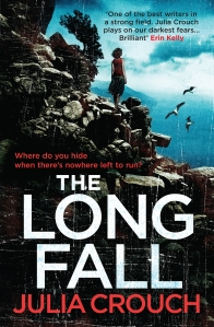 The Long Fall TPB jacket